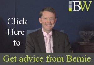 Get Advice from Bernie Wales