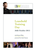 Leasehold Training Day